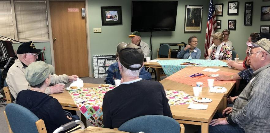 The Oconto County Silver Society Club