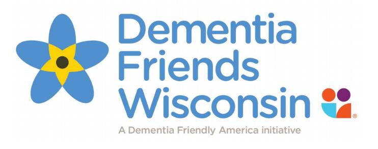 dementia friends wisconsin