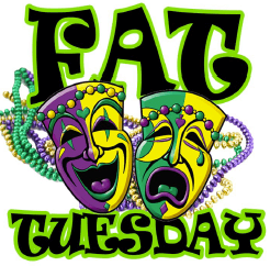 DE PERE MEMORY CAFÉ-Fat Tuesday