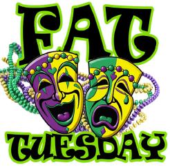 DE PERE MEMORY CAFÉ-Fat Tuesday
