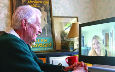 Connecting Technology to Caregivers