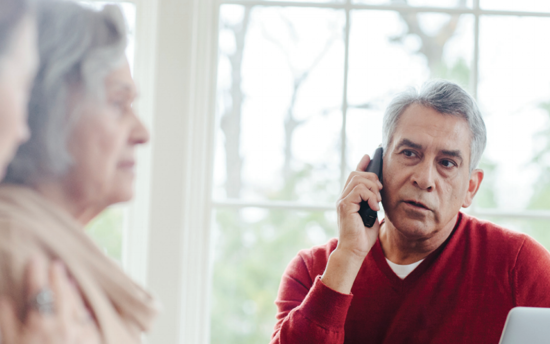 Northeast Wisconsin Telephone Caregiver Support Group